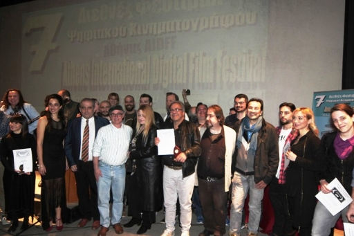 The 7th International Digital Film Festival of Athens closed the curtains with a successful Ceremony